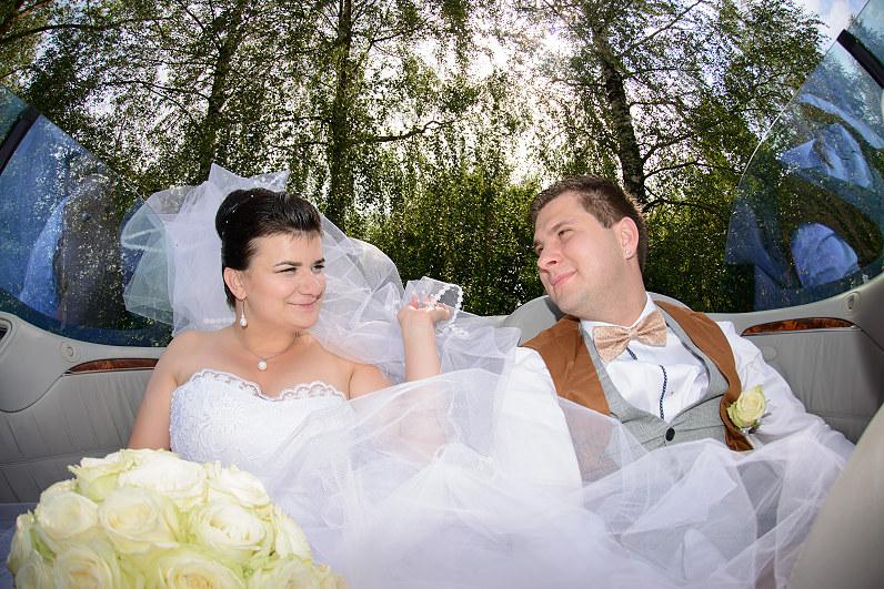 crazy vestuvių fotosesija