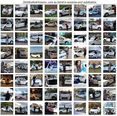 Cativa dintre distribuitorii care au intrat in posesia unui autoturism