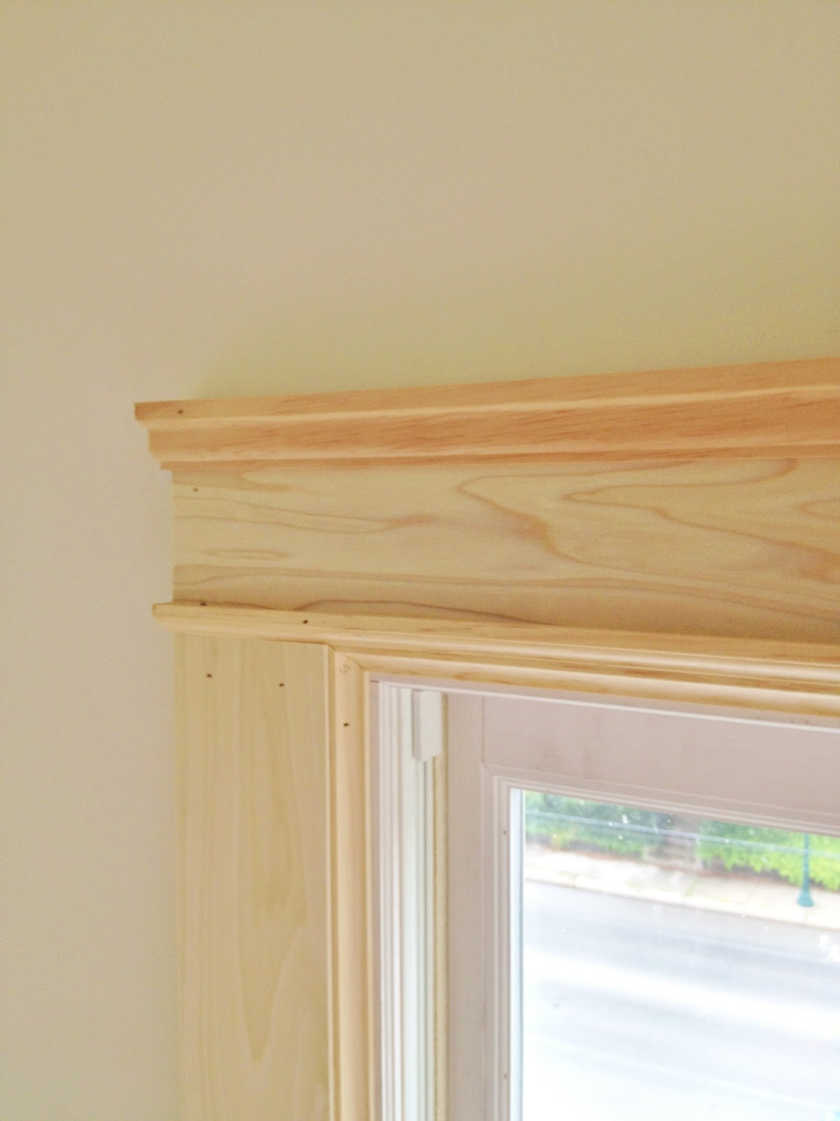 High Street Market: 3rd Floor: DIY Wainscoting and Trim (Update)