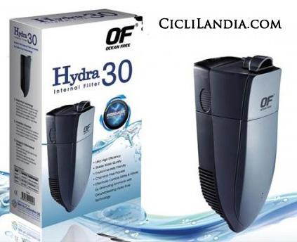 Nuevo sistema de filtracion Hydra30+