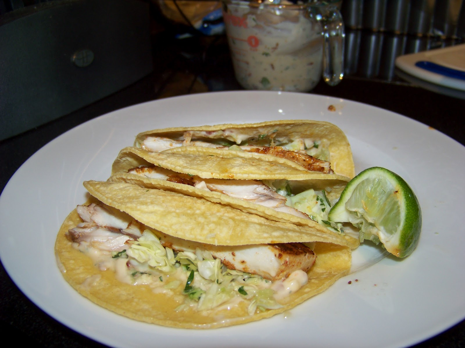 Smiling In The Same Language Mahi Mahi Fish Tacos Recipe
