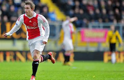 Christian Eriksen - Ajax Amsterdam (3)