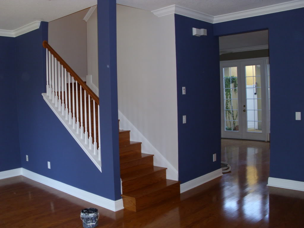 Interior Home Painting Port St