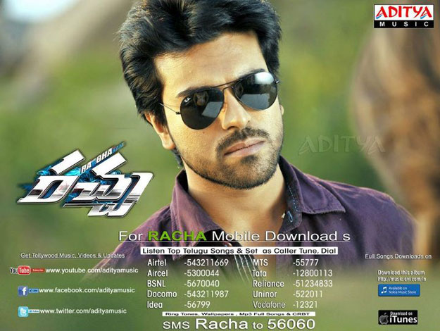 Racha telugu full movie 2