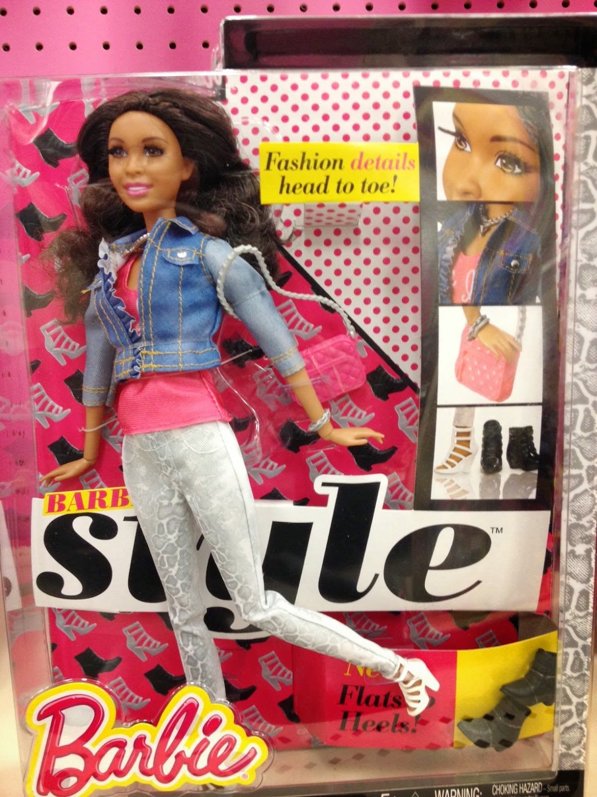 Doll Lightful New Barbie Style Dolls Target REVISED