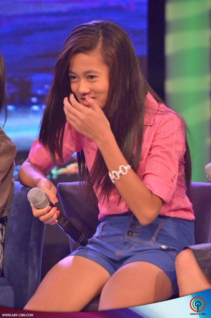 "'Pabebe Girl' Michelle Alfonso ""Babaeng Utal"""