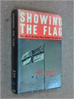 Image of book cover Showing the Flag