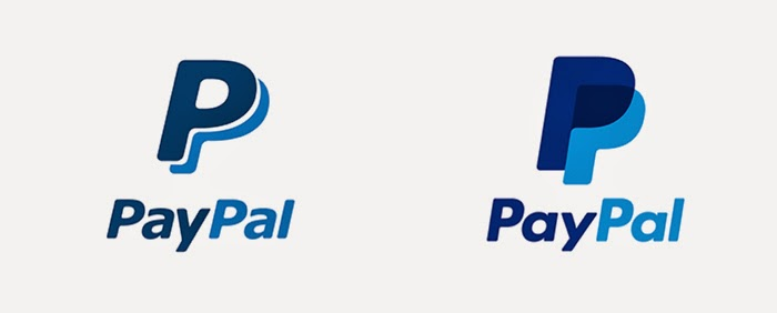 Fuseproject's new Paypal Logo Design