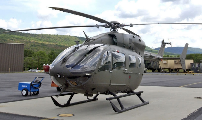 UH-72A Lakota Light Utility Helicopter