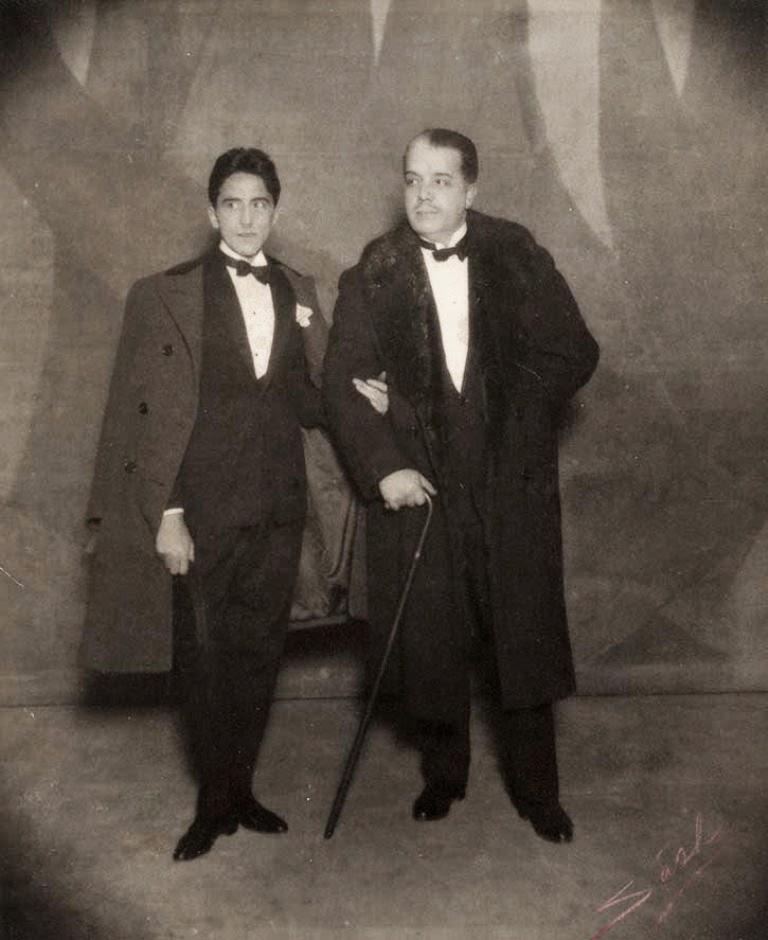 Estreno de Le Train Bleu - Cocteau y Diaghilev