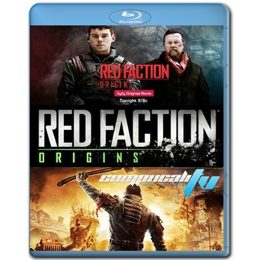 Red Faction Origenes 1080p HD MKV Español Latino 2011