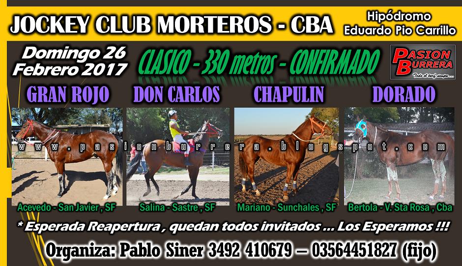 MORTEROS 26 - 330