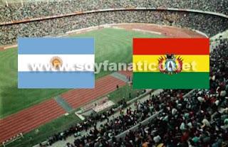 Argentina vs Bolivia Eliminatorias Brasil 2014