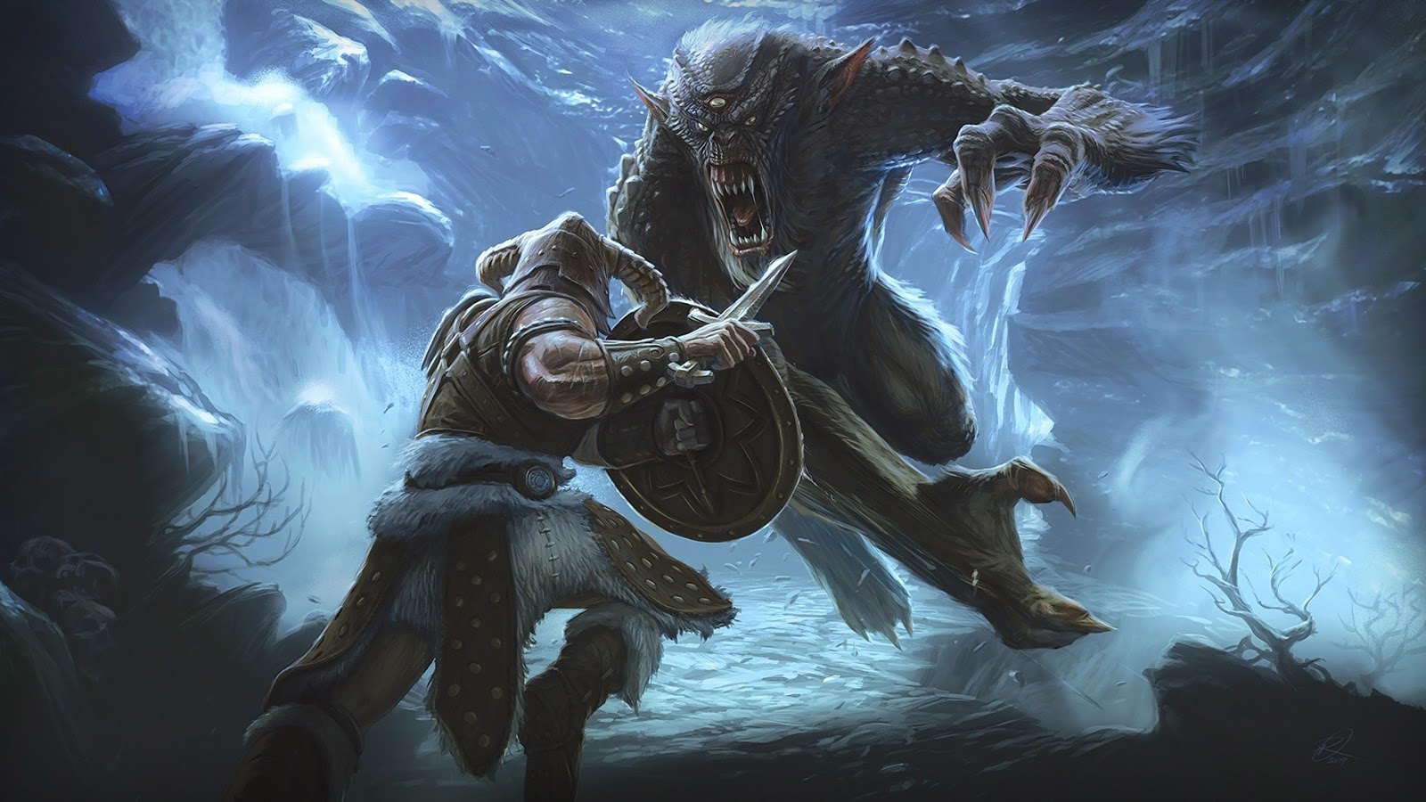 The Elder Scrolls HD & Widescreen Wallpaper 0.0620120880577426