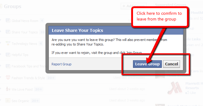 facebook how to add yourself to a group