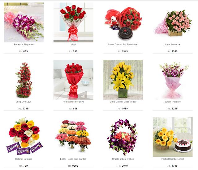 Ferns N petals coupon codes