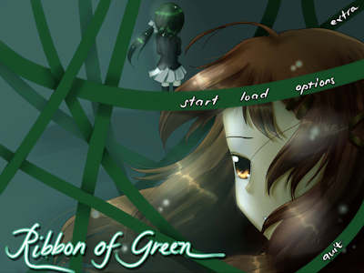 ribbon of green visual novel review