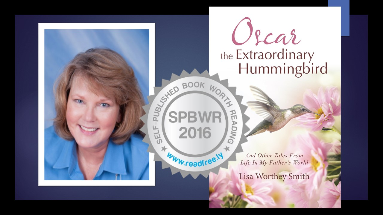Book trailer for Oscar the Extraordinary Hummingbird