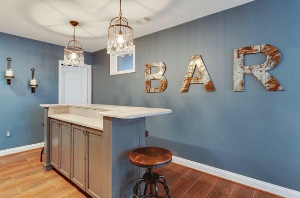 Inspiracion a la hora de montar un bar en casa decoraci n - Presupuesto para montar un bar ...