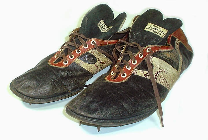 Eric Liddell Running Shoes