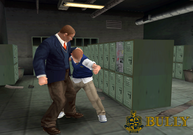 Bully Dorm Room
