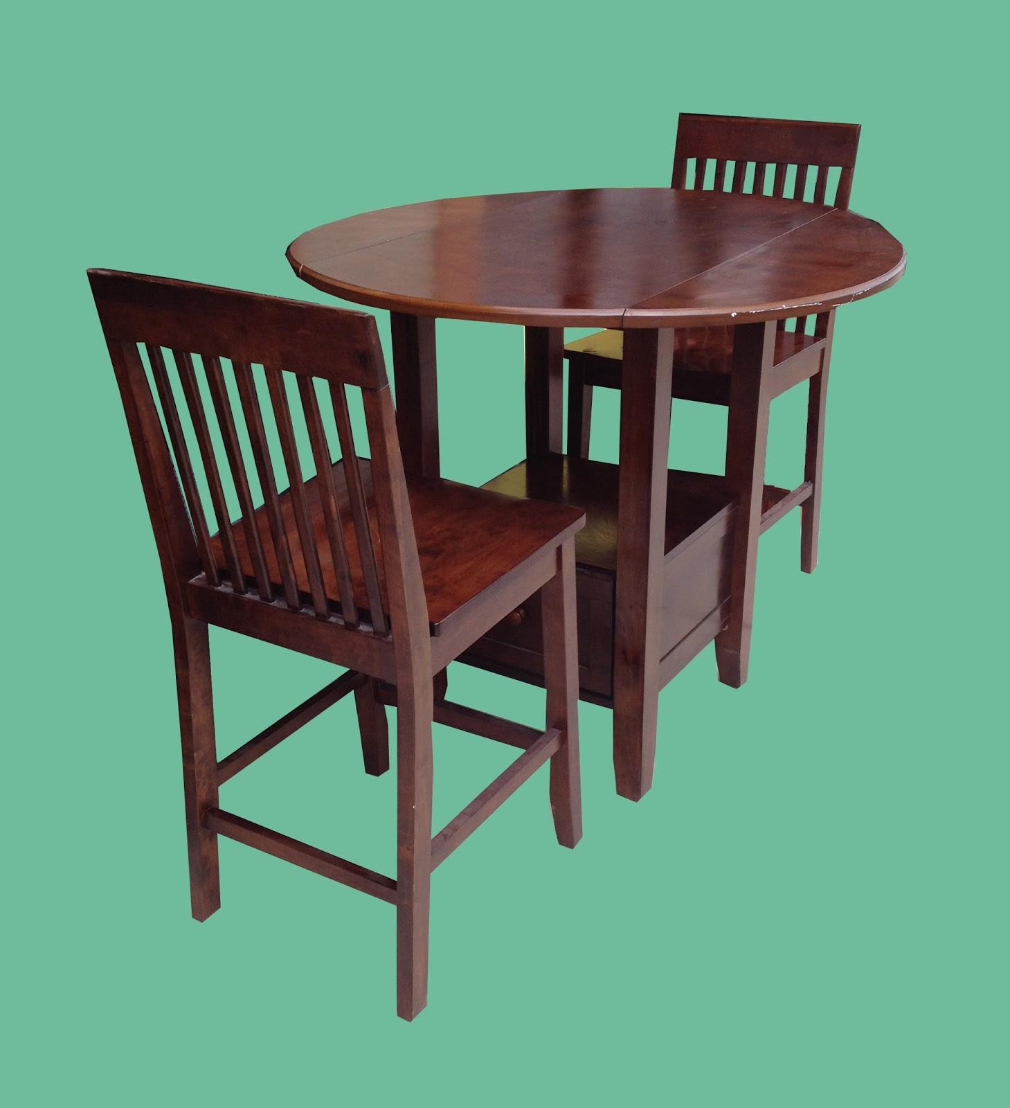Drop Leaf Bar Table5 Winsome Kitchen Breakfast Bar