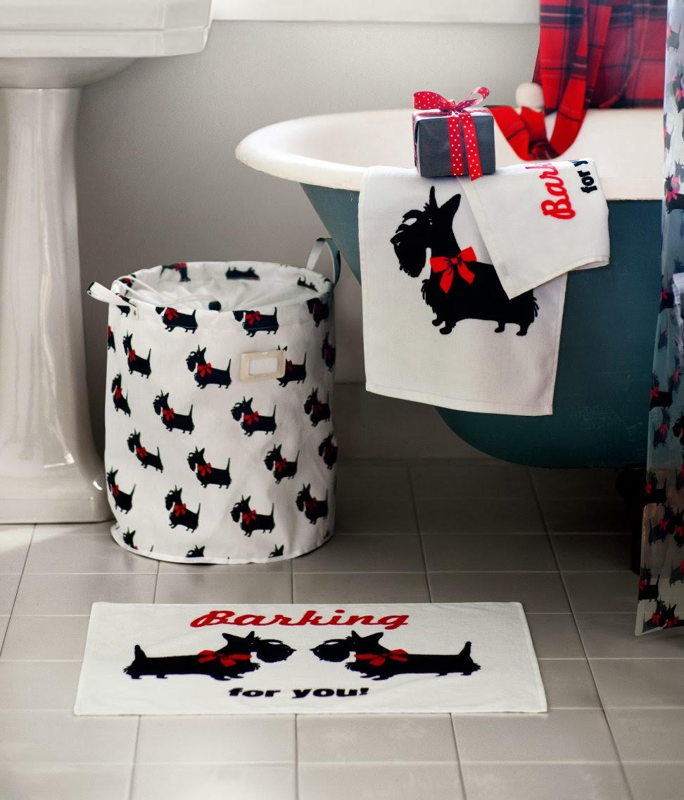 Dog Bathroom Accessories To Da Loos Hm Adorable Scotties Bathroom Accessories