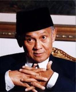 B.J. Habibie