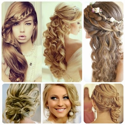 types of medium to long prom hairstyles « prom ideas