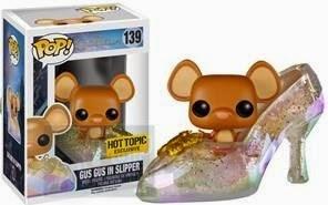 Funko Pop! Glitter Slipper Gus Gus