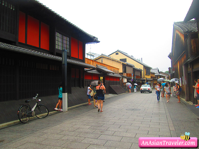 Gion, the Geisha District of Kyoto - An Asian Traveler