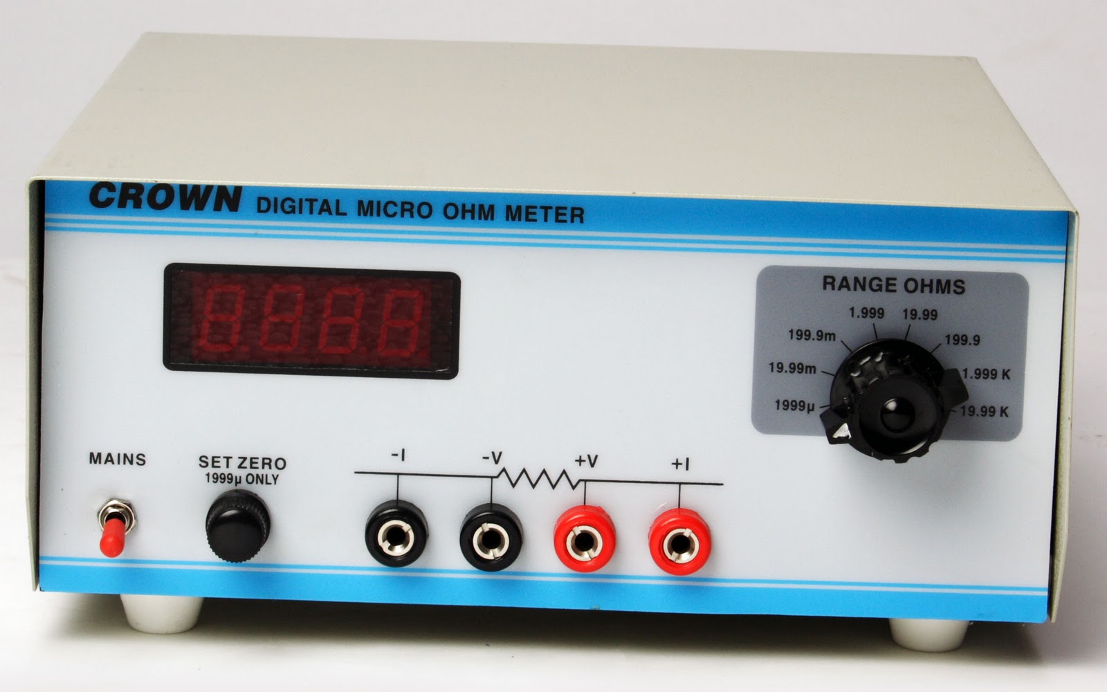 Digital Ohm Meter : Digital micro ohm meter manufacturers suppliers mumbai