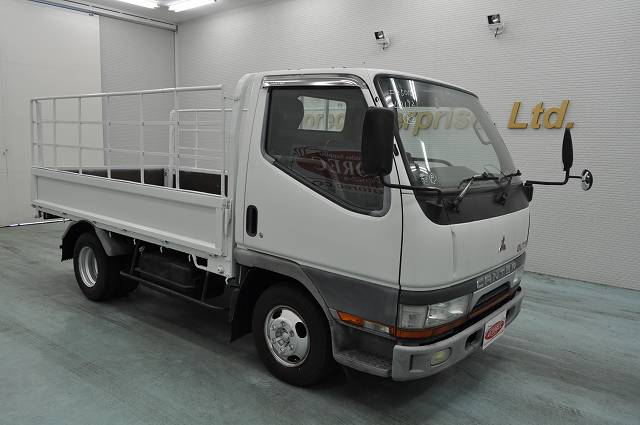 1997 Mitsubishi Canter Guts 1 5ton Japanese Vehicles To