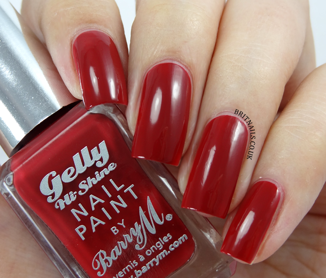 Barry M Chilli