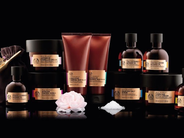 The Body Shop linea Spa of the World