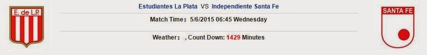 Dự đoán kèo cá cược Estudiantes La Plata vs Independiente Santa Fe