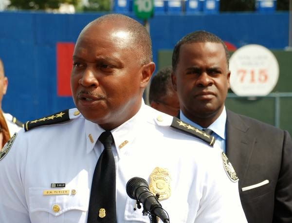 Atlanta Chief of Police George Turner on WABE radio March 2, 2015