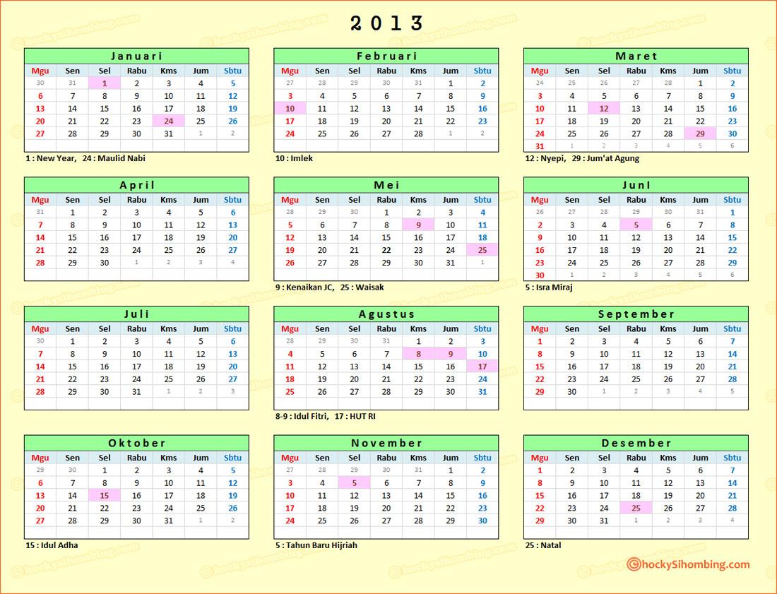 Kalender 365 Hari | Search Results | Calendar 2015