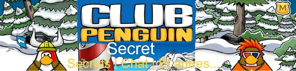 Club penguin secret