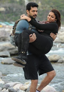 Nayanthara thani oruvan movie photos