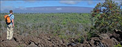 Mauna Loa volcano Hawaii