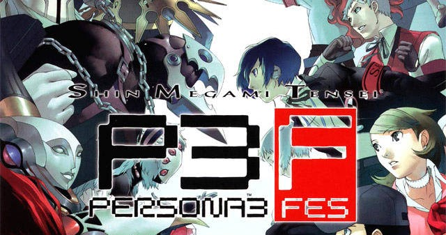 My Collection Playstation ISO Download: (PS2) Persona 3 FES [MediaFire]