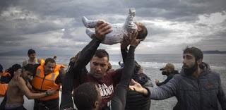 Gregos serão indicados ao Nobel da Paz por ajuda a refugiados