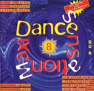 Maxi Dance Sensation vol.8 (1992)
