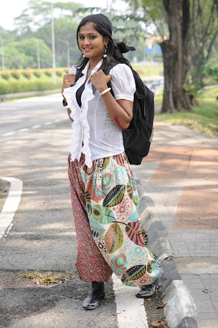 Telugu Abbai Movie Stills