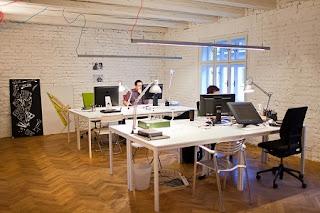 Antiguo Ambiente convertido en Creativa Oficina, Arquitectura Ecoresponsable
