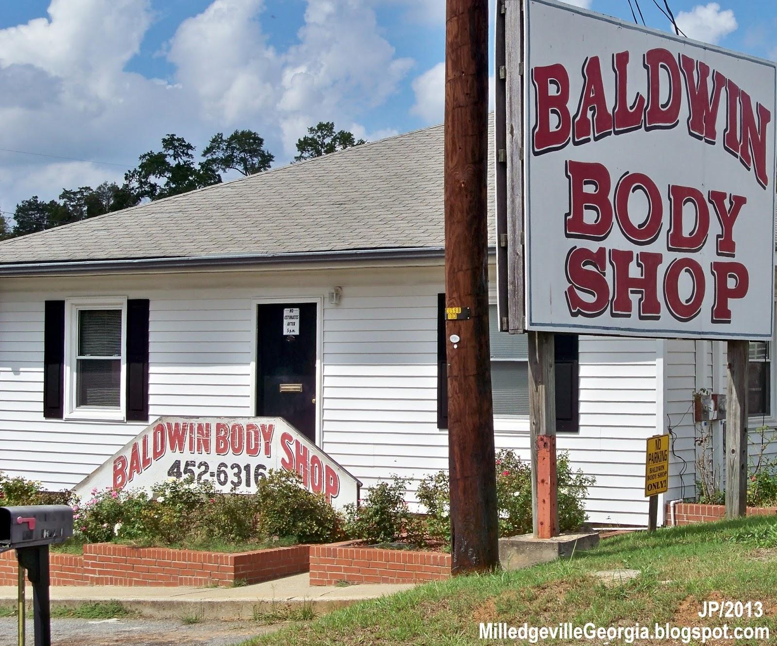 Car Repair Shops Milledgeville Ga