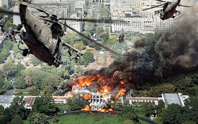 White House Down Movie Clips