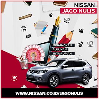 Nissan Seo Blog Contest Nissan Jago Nulis