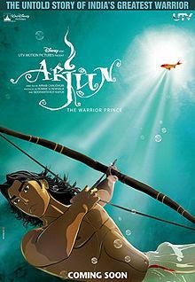 Arjun: The Warrior Prince 2012 Hindi Movie Watch Online